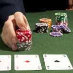 Business is very much like playing Poker