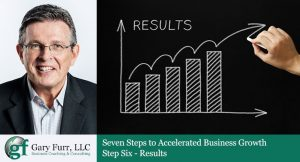 7 Steps to Accelerated Business Growth: Step 6 – Results