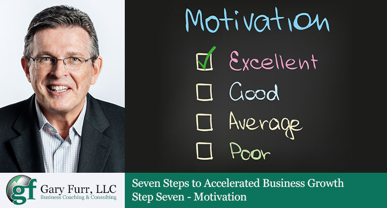 Step 7 - Motivation