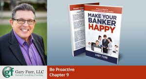 Chapter 9 - Be Proactive