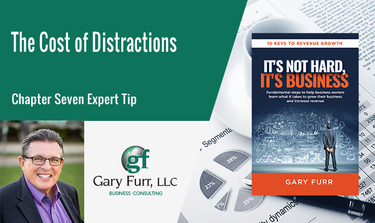 The Cost of Distractions