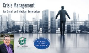 Crisis Management for Small and Medium Enterprises