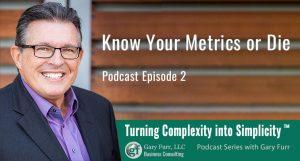 Know Your Metrics or Die