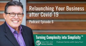 Relaunching Your Business after Covid-19