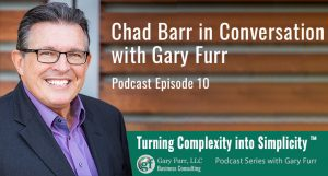 Chad Barr in Conversation with Gary Furr