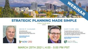 Strategic Planning Made Simple - Webinar