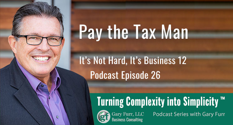 12 - Pay the Tax Man